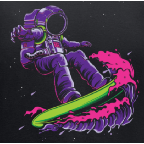 space surf